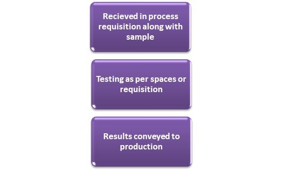 In Process Checks Process